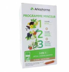 Arkofluide Programme Minceur