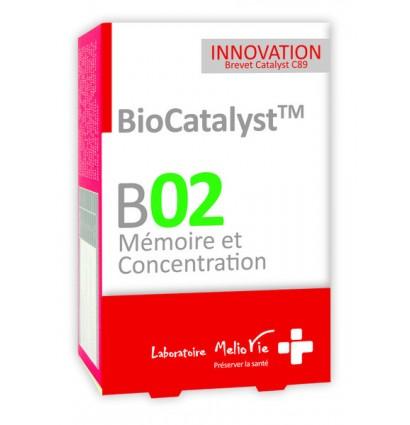 BioCatalyst B02 Mémoire/Concentration